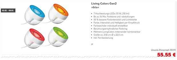Philips Living Colors