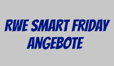 RWE Smart Friday