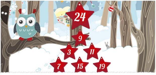 Weltbild Adventskalender mit 24 Überraschungen