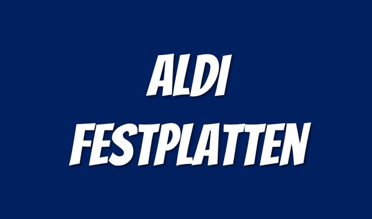 ALDI Festplatte
