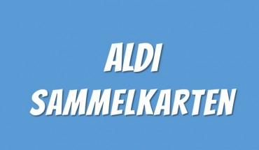 ALDI Sammelkarten