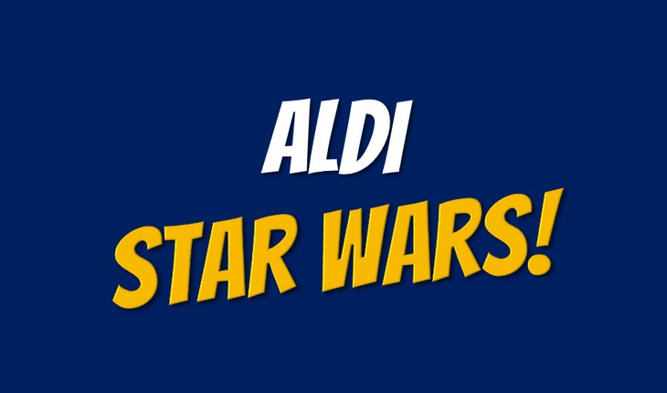 ALDI Star Wars