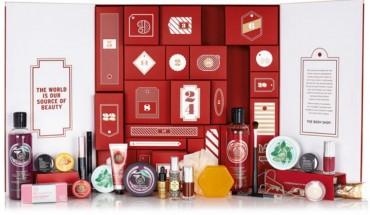 Body Shop Adventskalender