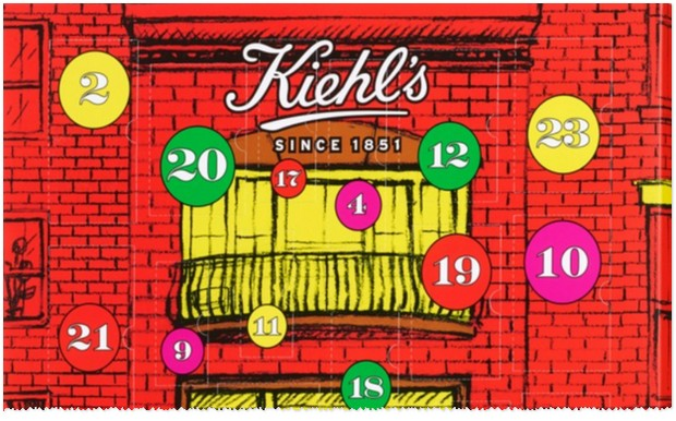 Kiehl's Adventskalender 2015