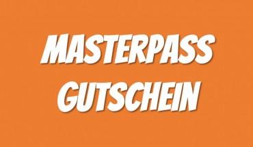 Masterpass-Gutschein