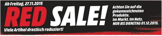 Media Markt Red Sale Aktio