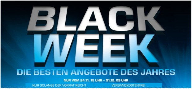 Saturn Black Week