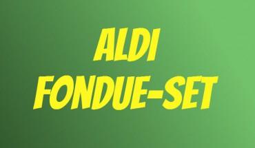 ALDI Fondue