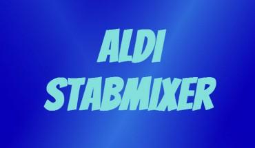 ALDI Stabmixer