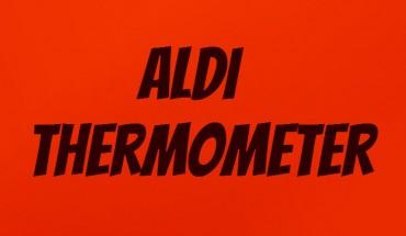 ALDI Thermometer