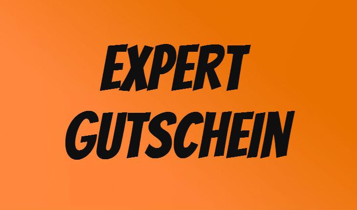 Expert Gutschein