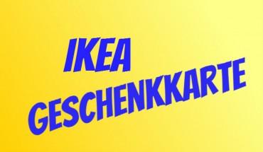 IKEA Geschenkkarte