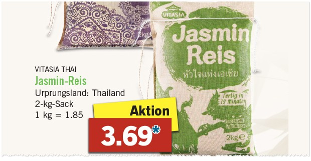 LIDL Asia-Woche
