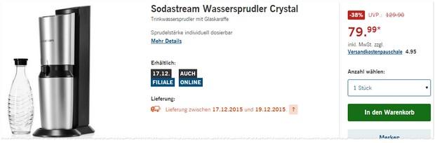 LIDL Sodastream