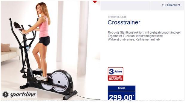 ALDI Crosstrainer