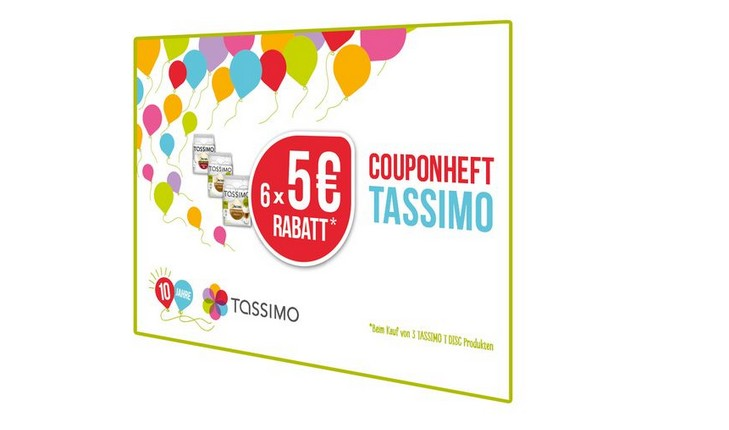 bosch tassimo penny angebot ab tassimo coupons. Black Bedroom Furniture Sets. Home Design Ideas