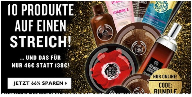 The Body Shop Geschenk Set