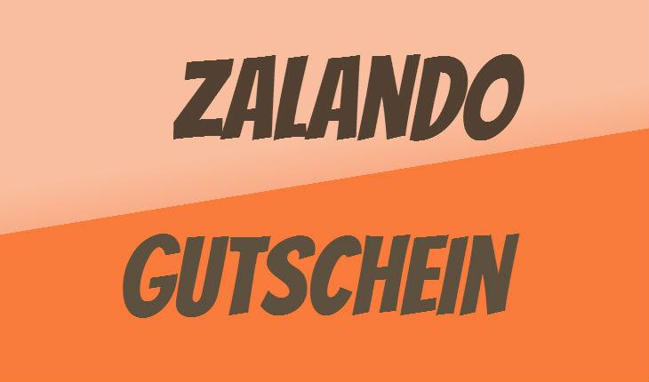 Zalando Gutschein