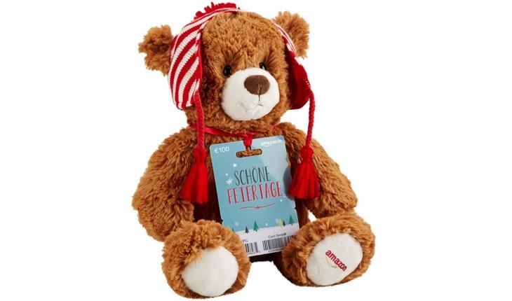 gratis Teddy bei Amazon sichern