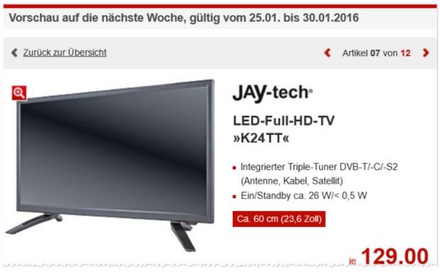Jay-tech K24TT