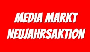 Media Markt Neujahrsaktion