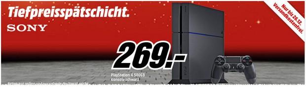 Media Markt Tiefpreisspätschicht bis 26.12.2015