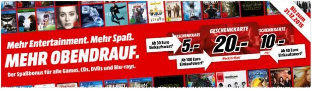 Media Markt Werbung ab 28.12.2015