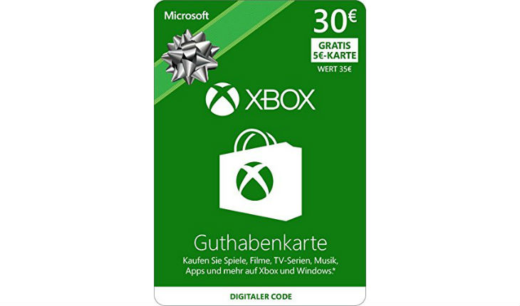 Xbox Guthaben