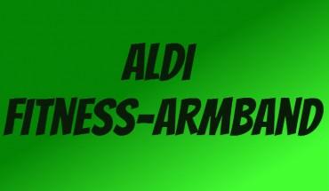 ALDI Fitness-Armband