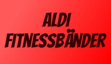 ALDI Fitnessbänder