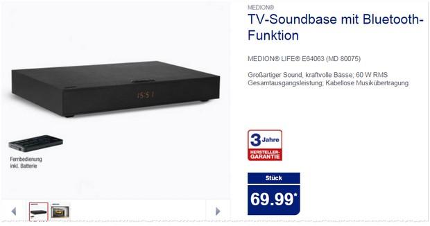 ALDI Soundbase