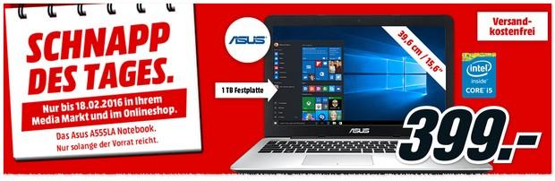 Laptop Werbung