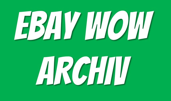 eBay Archiv
