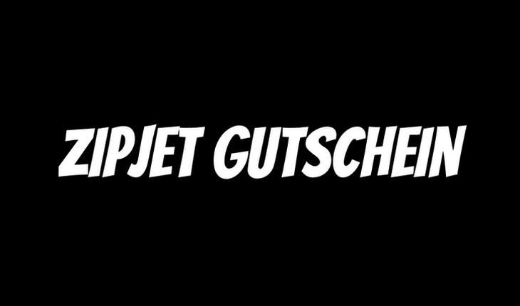 Zipjet Gutschein