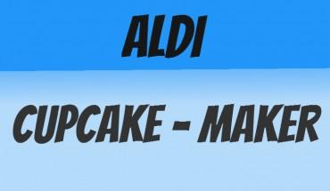 ALDI Cupcake Maker
