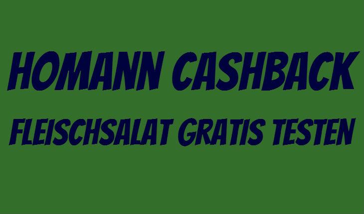Homann Veggie Fleischsalat gratis testen