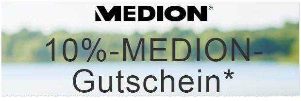 Medion Gutschein