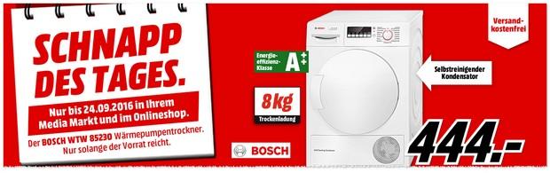 Bosch Trockner WTW 85230