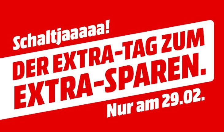 Media Markt Schaltjahr-Angebot am 29.2.2016: AEG Waschmaschine für 299 €