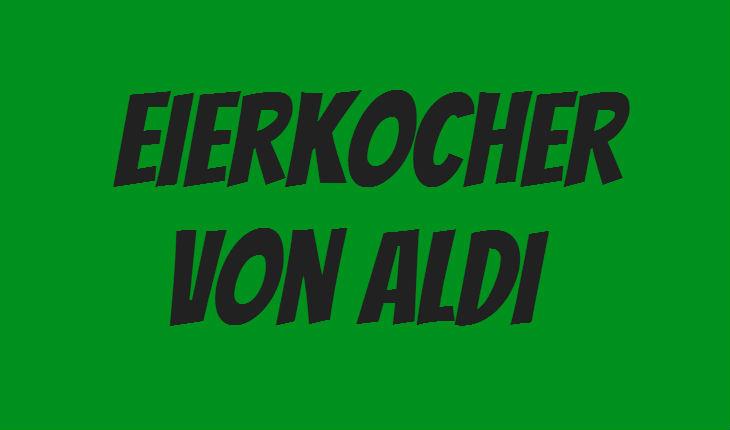 ALDI Eierkocher
