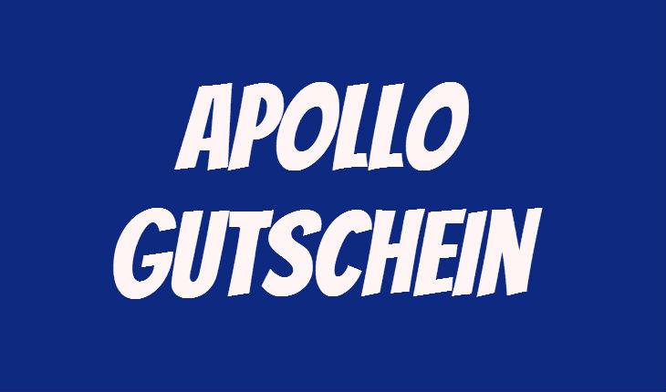 Apollo Gutschein