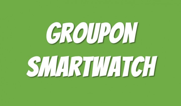 Groupon Smartwatch