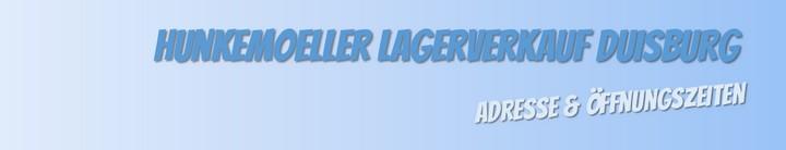 Hunkemöller Lagerverkauf Duisburg