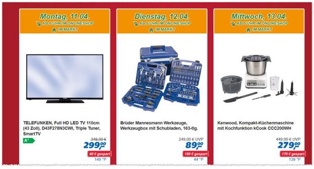 Telefunken D43f278n3cwi Real Angebot Ab 472016