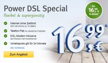 WEB.DE DSL Flat