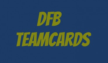 DFB Teamcards