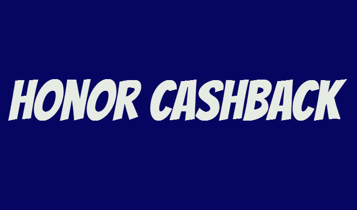 Honor Cashback