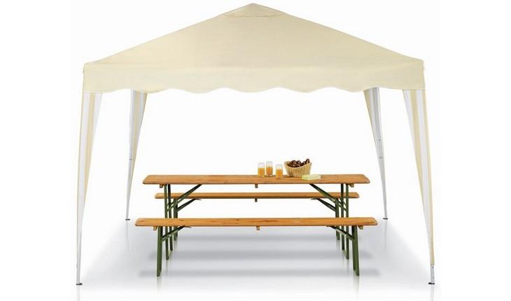 florabest pavillon als lidl angebot ab 21. Black Bedroom Furniture Sets. Home Design Ideas