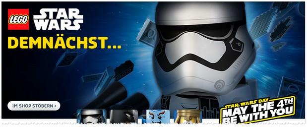 Lego Star Wars Day