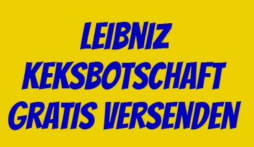Leibniz Keksbotschaft